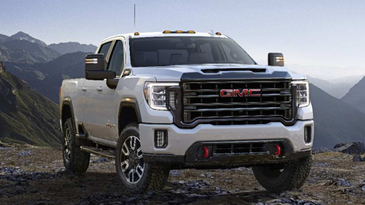 54 Best Review 2020 Gmc 2500 Lifted Specs by 2020 Gmc 2500 Lifted