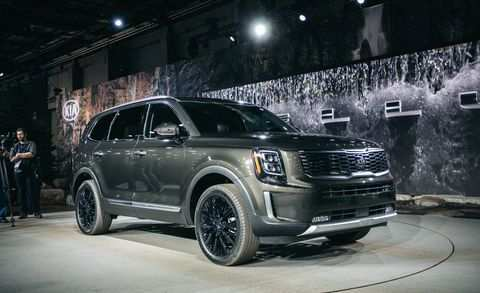 54 Best Review Build A 2020 Kia Telluride Rumors by Build A 2020 Kia Telluride