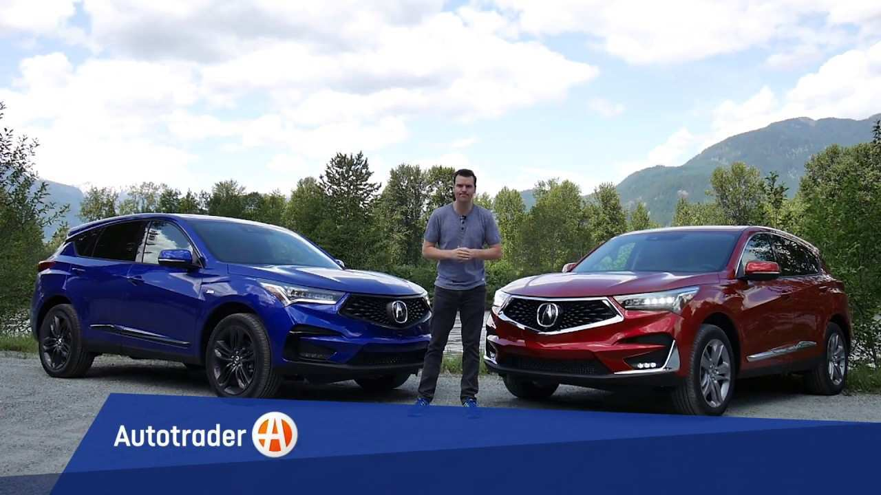 54 Concept of Difference Between 2019 And 2020 Acura Rdx Release Date with Difference Between 2019 And 2020 Acura Rdx