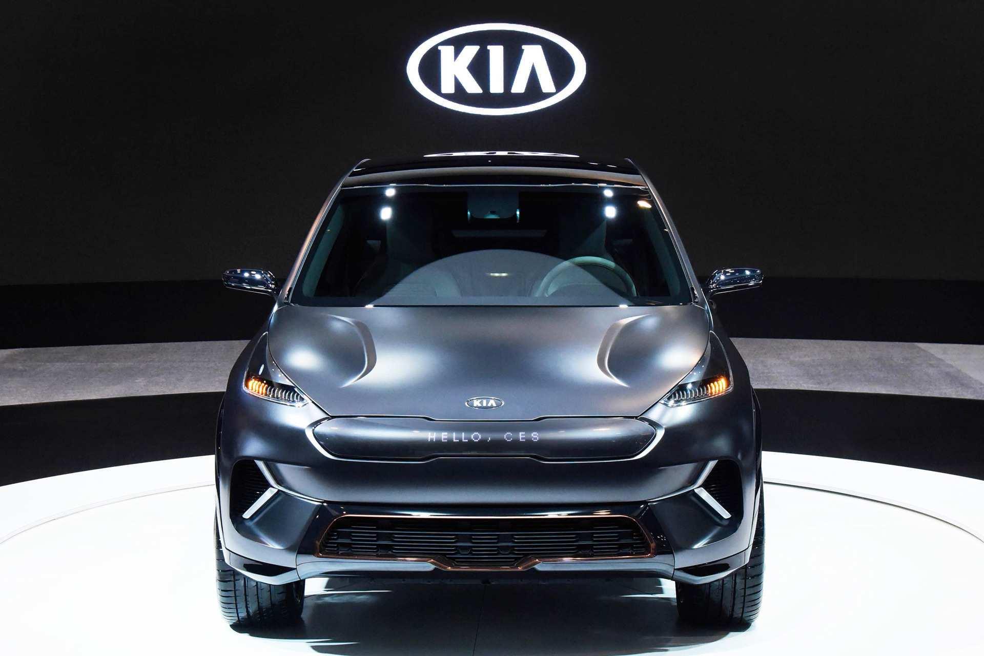 54 Concept of Kia Niro Ev 2020 Rumors for Kia Niro Ev 2020