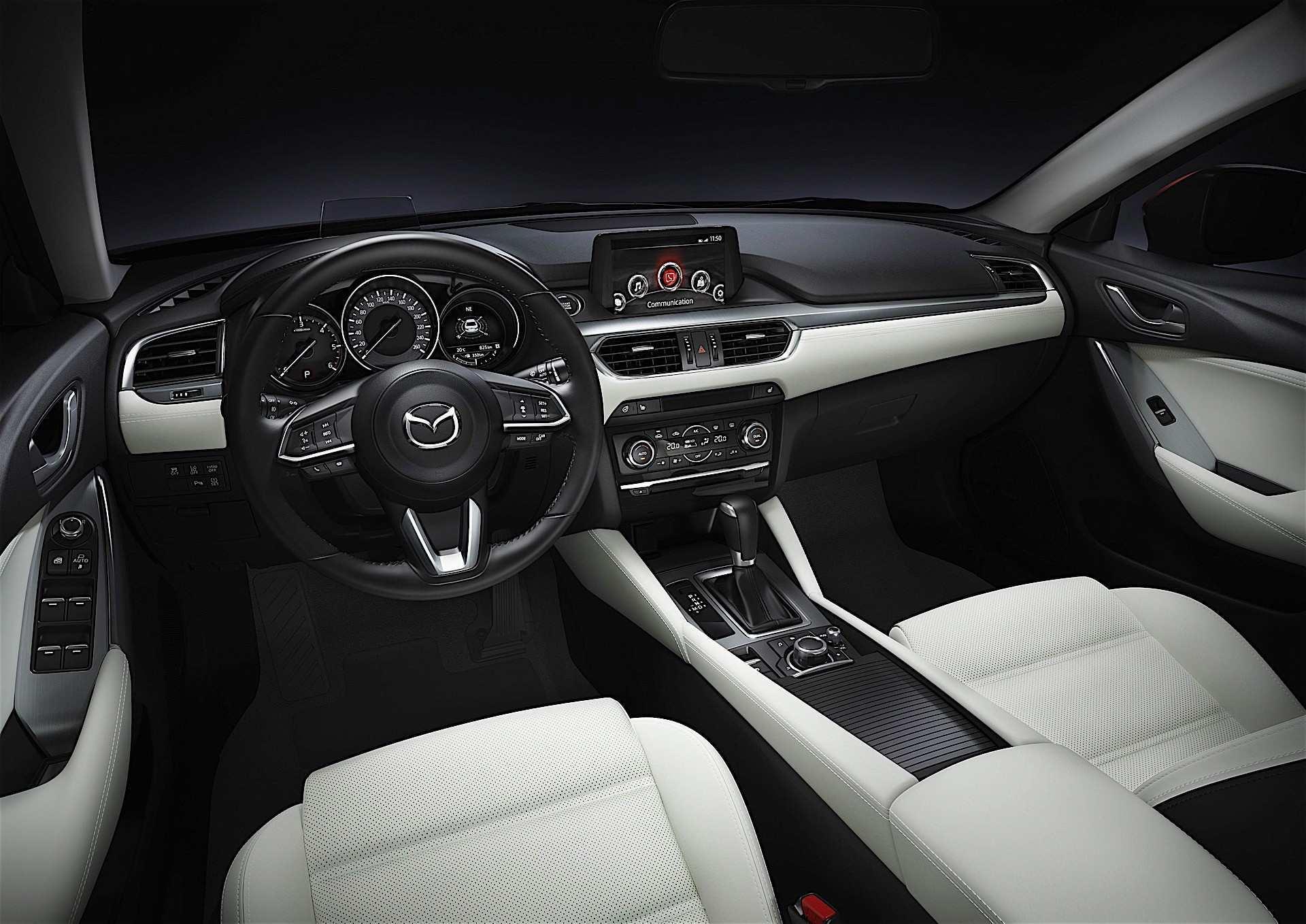 54 Concept of Mazda Six 2020 Spy Shoot for Mazda Six 2020
