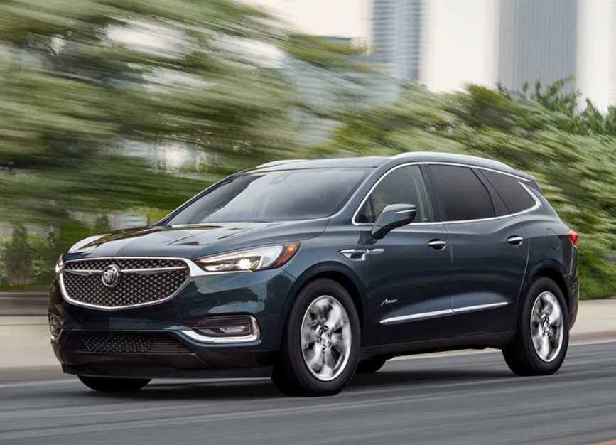 54 Gallery of 2020 Buick Enclave Colors Pricing for 2020 Buick Enclave Colors