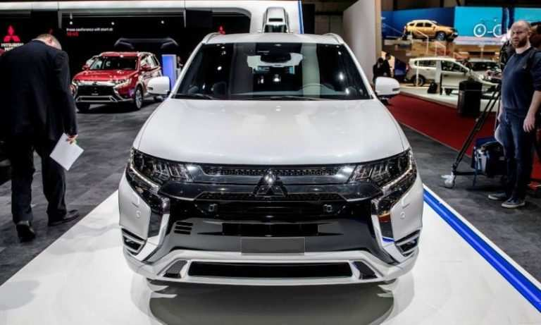 54 Gallery of Mitsubishi Outlander 2020 Model Rumors for Mitsubishi Outlander 2020 Model
