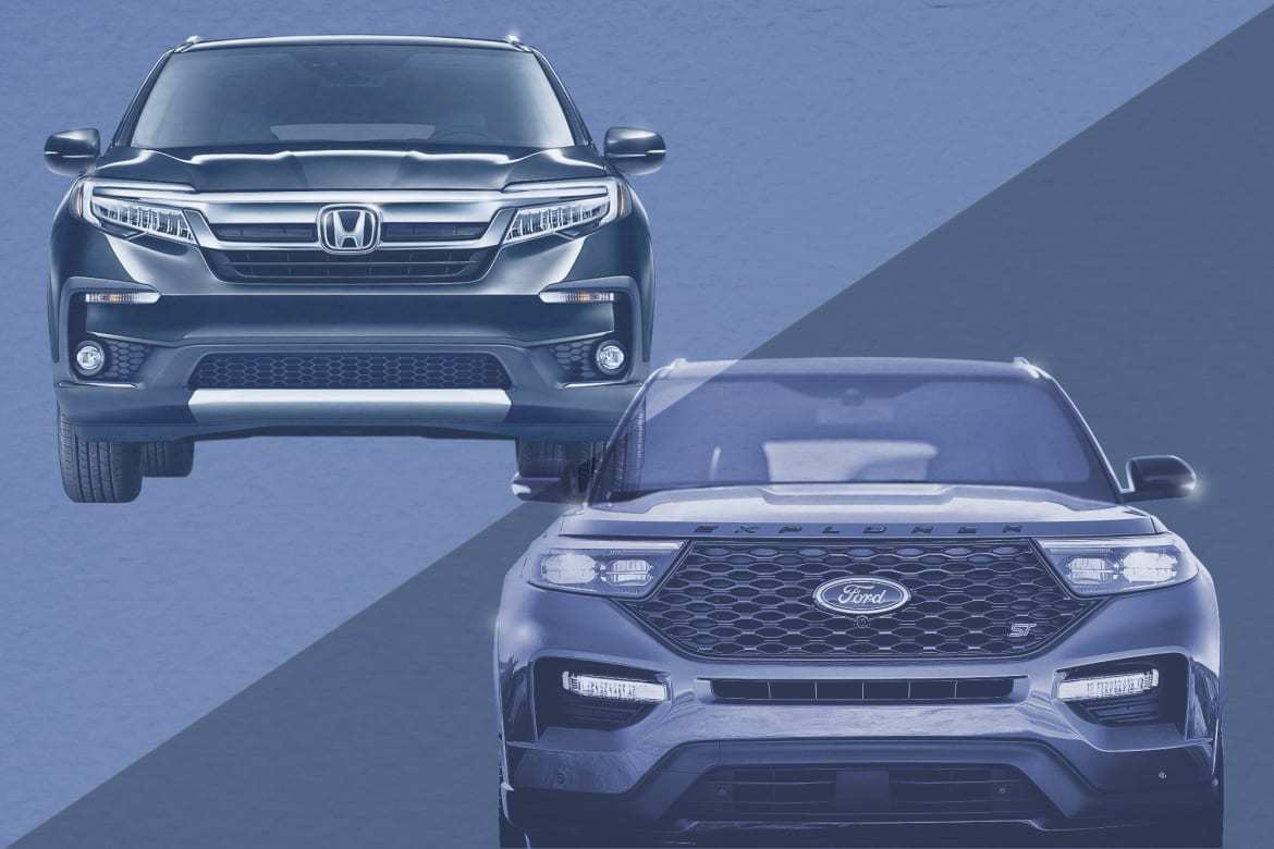 54 Great What Will The 2020 Honda Pilot Look Like Exterior and Interior for What Will The 2020 Honda Pilot Look Like