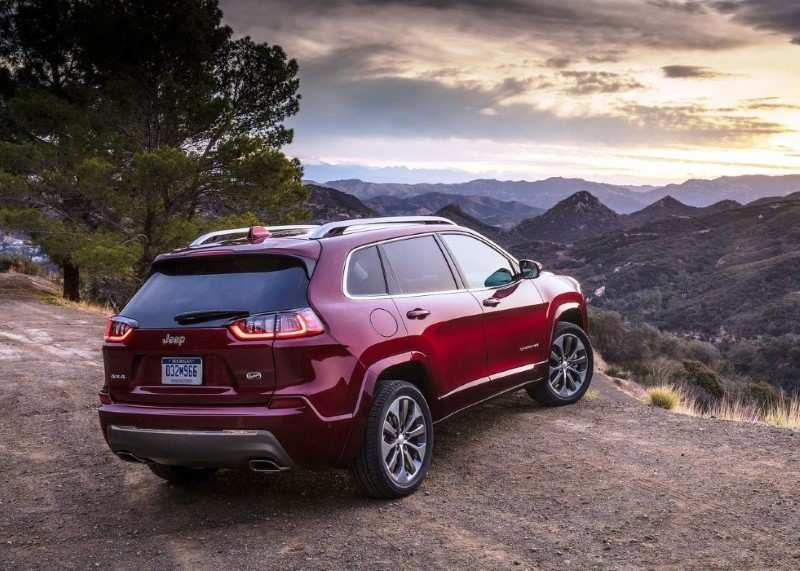 54 New Jeep Grand Cherokee 2020 Redesign Release Date with Jeep Grand Cherokee 2020 Redesign