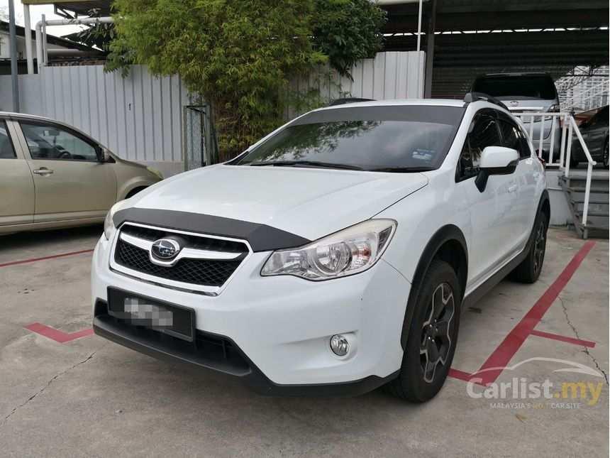 54 New Subaru Xv 2020 Malaysia Redesign and Concept by Subaru Xv 2020 Malaysia