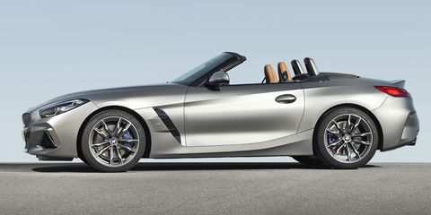 54 The BMW Z4 Coupe 2020 First Drive for BMW Z4 Coupe 2020