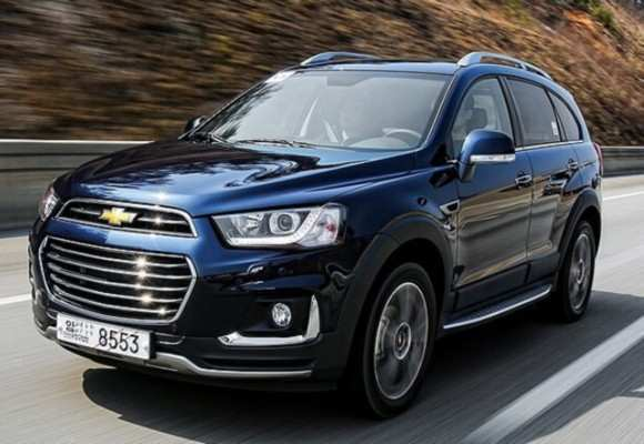 54 The Chevrolet Suv 2020 Specs with Chevrolet Suv 2020