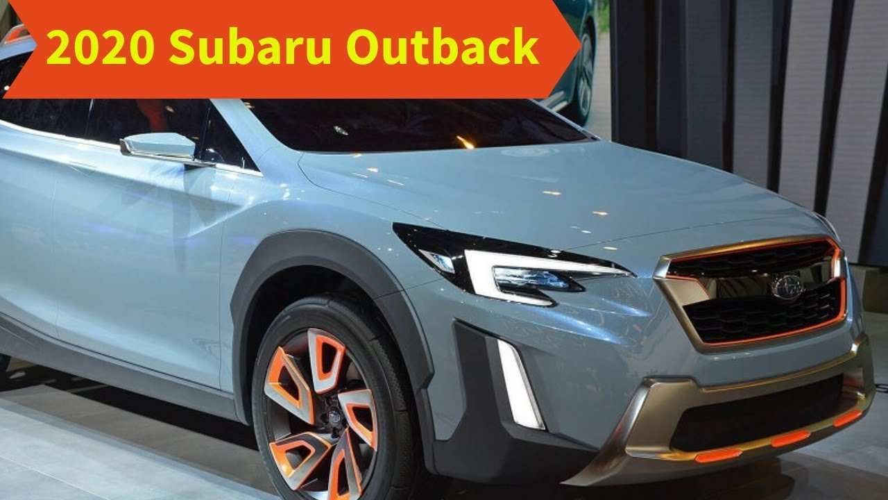 54 The Subaru Outback New Model 2020 Style by Subaru Outback New Model 2020