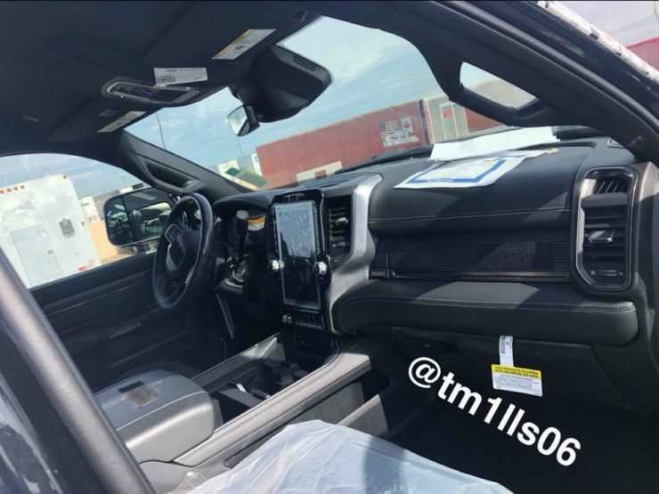 55 All New 2020 Dodge Ram Interior Redesign and Concept with 2020 Dodge Ram Interior