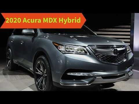 55 All New Acura Mdx 2020 Price Photos with Acura Mdx 2020 Price