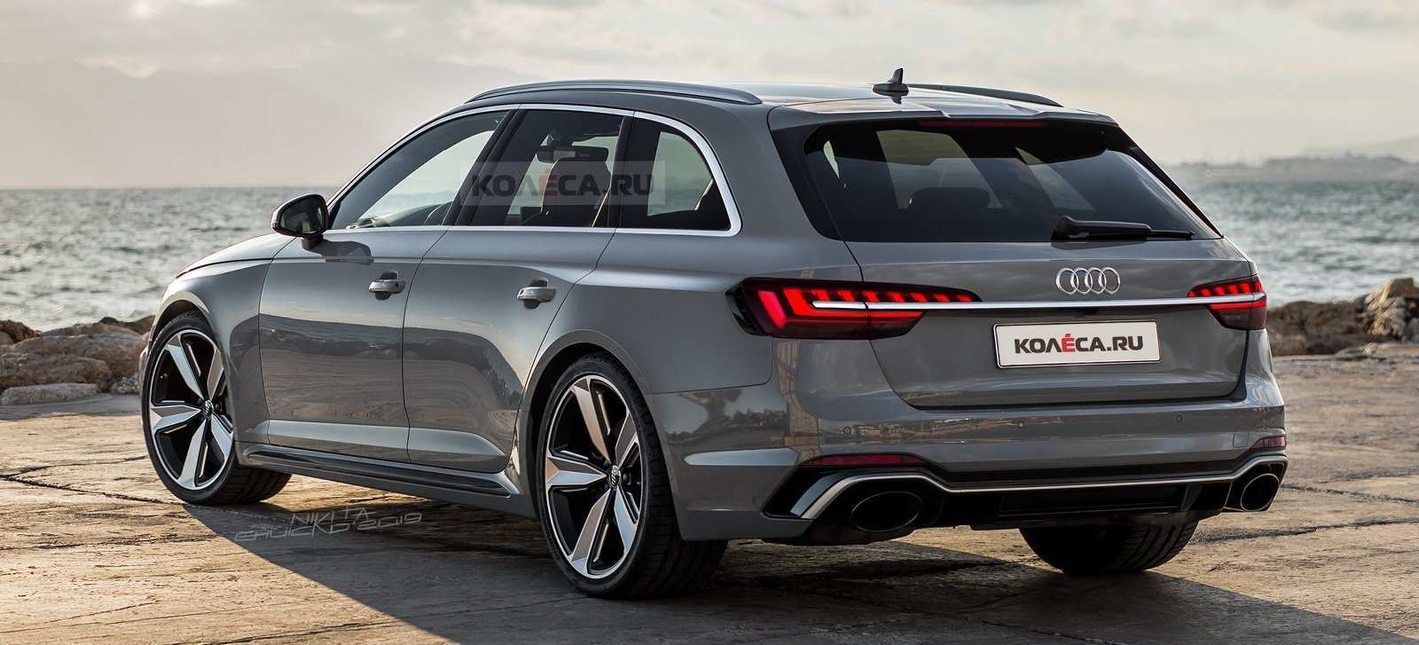 55 All New Audi Rs4 2020 Performance and New Engine by Audi Rs4 2020