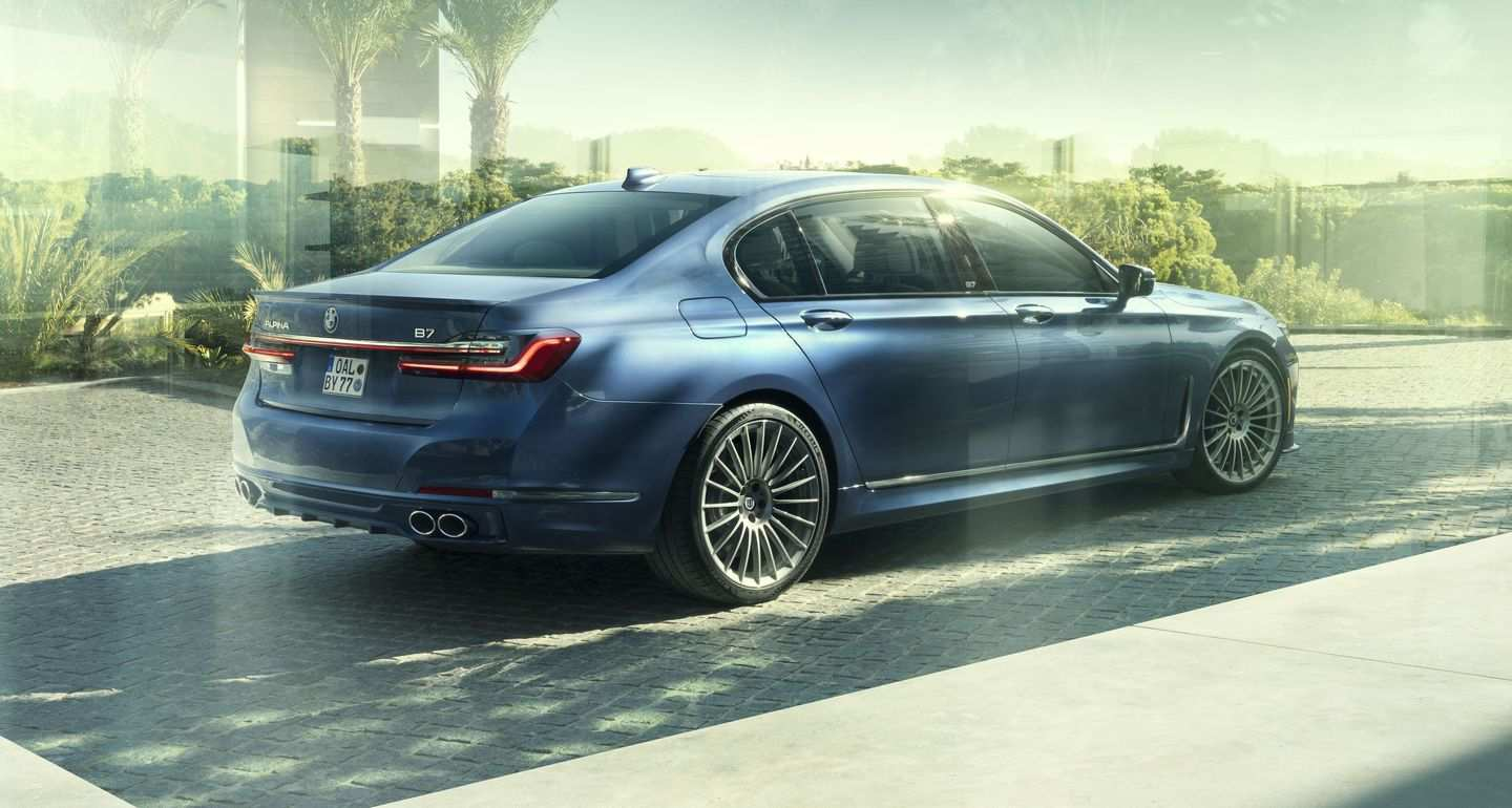 55 All New BMW Alpina B7 2020 Price Picture for BMW Alpina B7 2020 Price