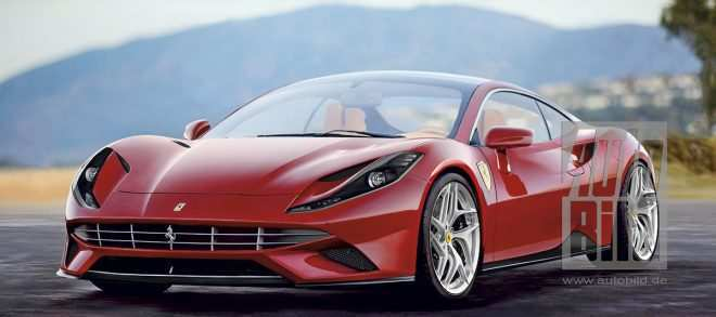 55 All New Ferrari W 2020 Redesign for Ferrari W 2020