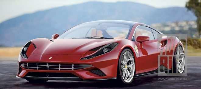 55 All New Ferrari W 2020 Redesign for Ferrari W 2020