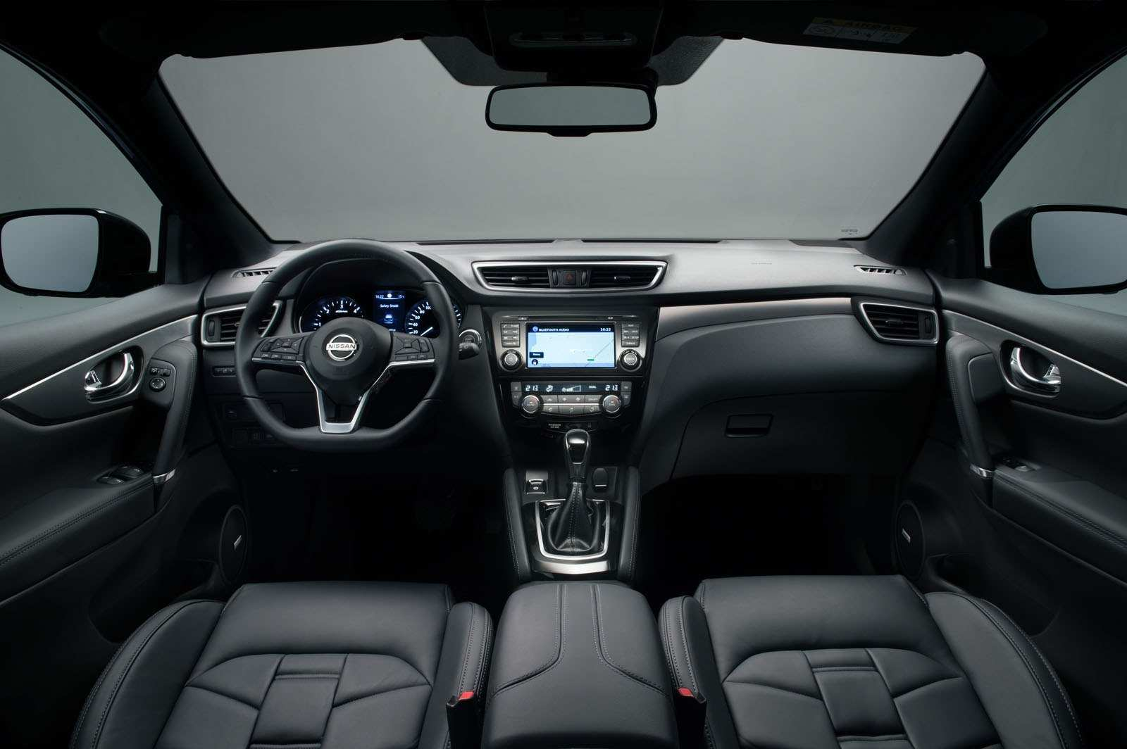 55 All New Nissan Qashqai 2020 Interior Reviews for Nissan Qashqai 2020 Interior