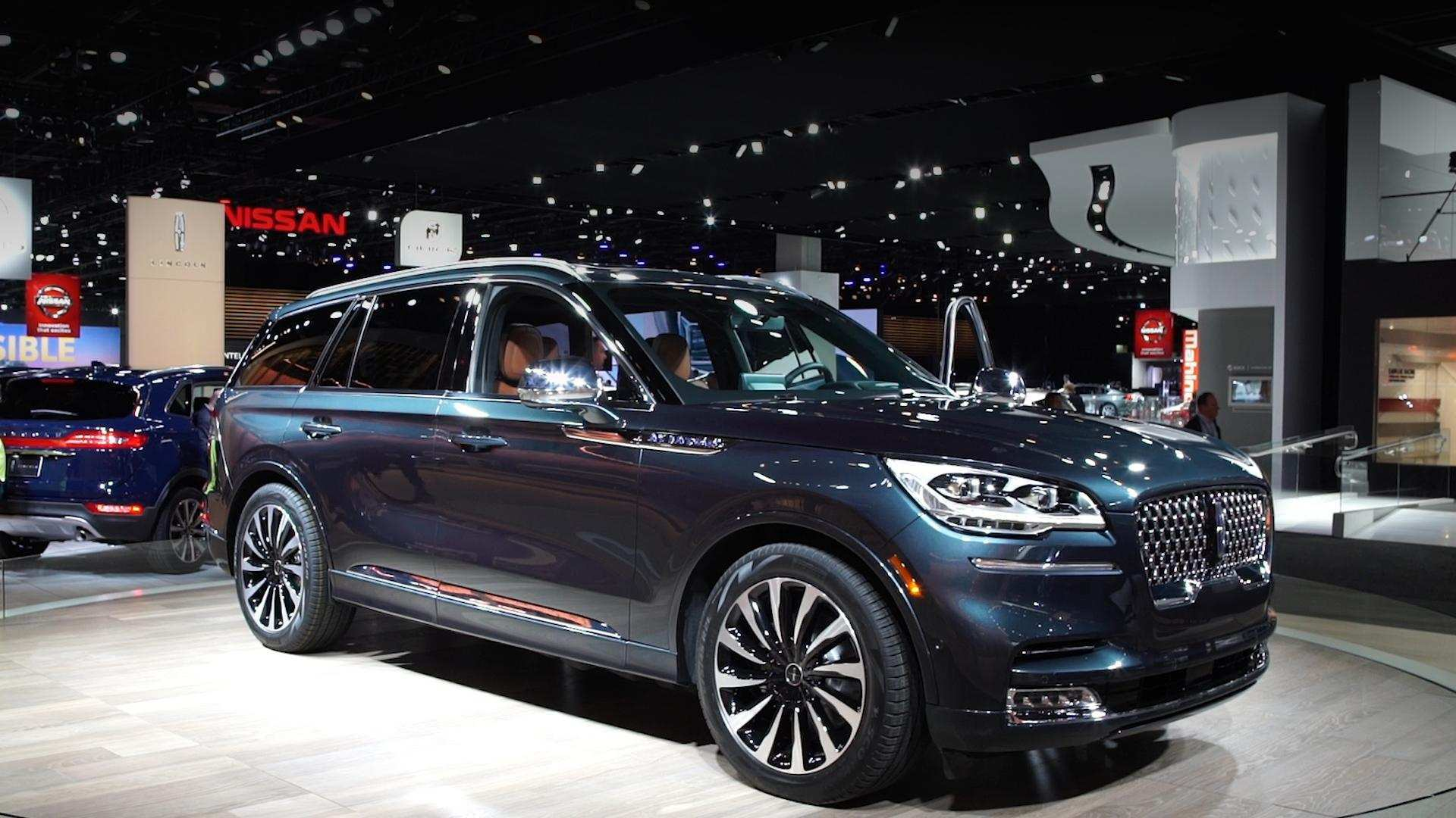 55 Best Review 2020 Lincoln Aviator Vs Acura Mdx Performance and New Engine for 2020 Lincoln Aviator Vs Acura Mdx