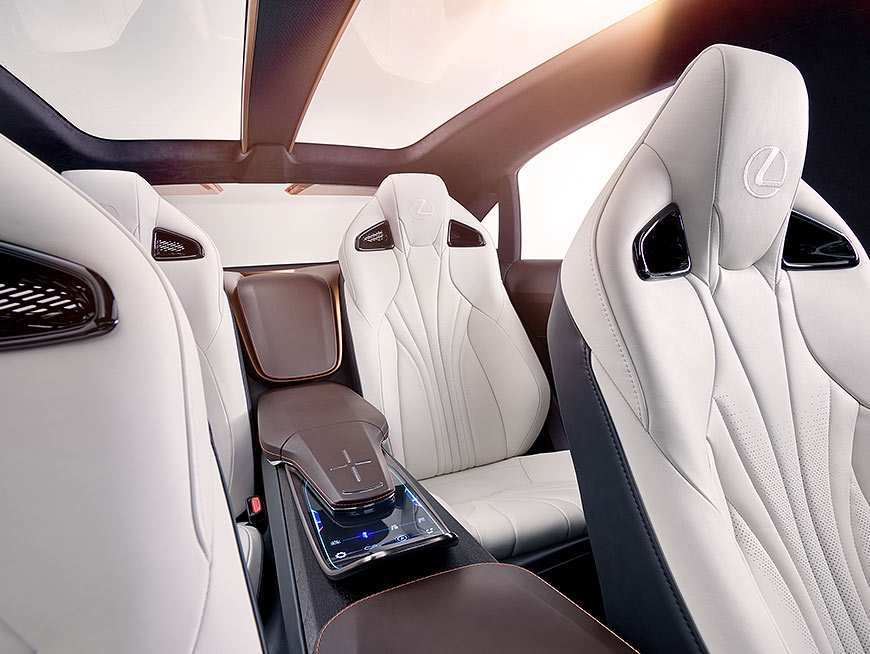 55 Best Review Lexus Lf 1 Limitless 2020 Exterior and Interior with Lexus Lf 1 Limitless 2020