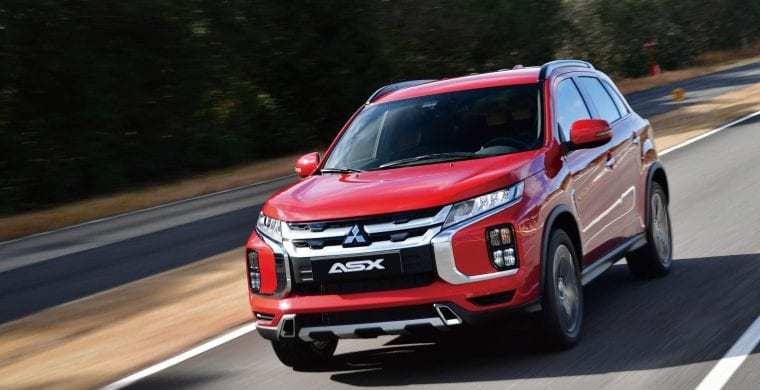 55 Best Review Mitsubishi Asx Facelift 2020 Performance with Mitsubishi Asx Facelift 2020
