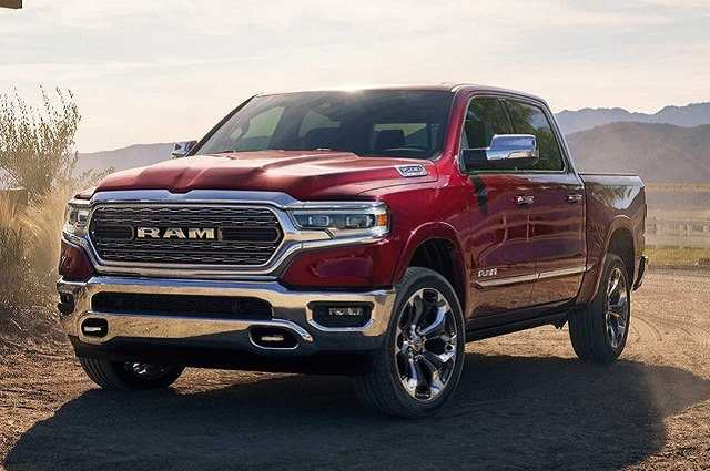55 Concept of 2020 Dodge Ram Limited Performance and New Engine with 2020 Dodge Ram Limited