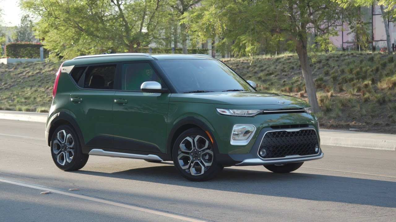 55 Concept of 2020 Kia Soul X Redesign and Concept by 2020 Kia Soul X