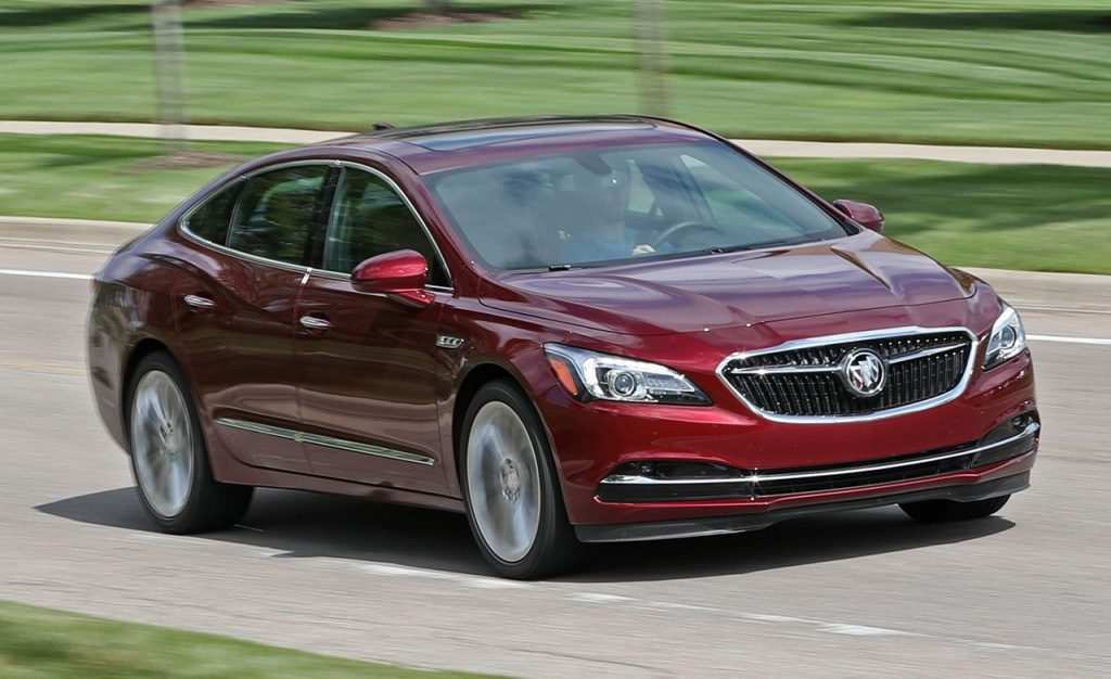 55 Concept of Buick Park Avenue 2020 Spesification by Buick Park Avenue 2020