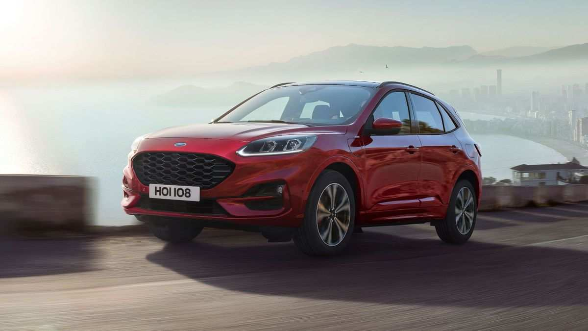55 Concept of Ford Kuga 2020 Uk Wallpaper for Ford Kuga 2020 Uk