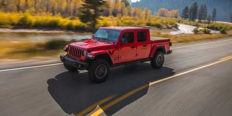 55 Concept of Jeep Gladiator Mpg 2020 Interior by Jeep Gladiator Mpg 2020