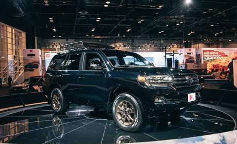 55 Concept of Toyota Land Cruiser 2020 Price Price and Review by Toyota Land Cruiser 2020 Price