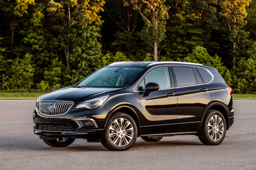 55 Gallery of 2020 Buick Envision Specs Style for 2020 Buick Envision Specs