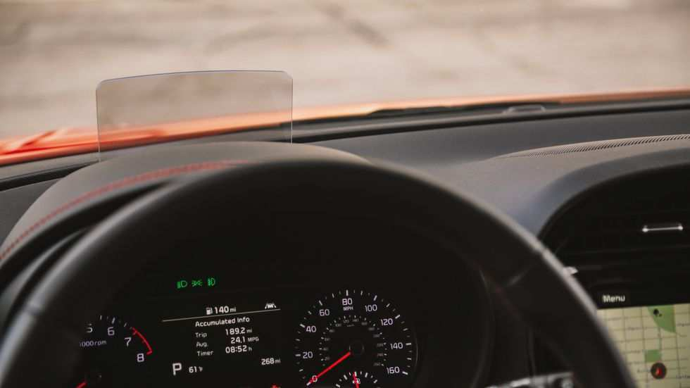 55 Gallery of 2020 Kia Soul Heads Up Display Interior for 2020 Kia Soul Heads Up Display