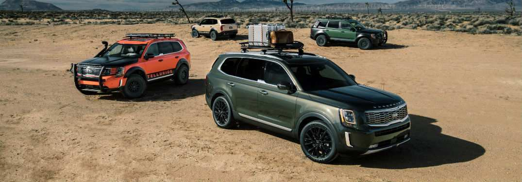 55 Gallery of 2020 Kia Telluride Video Wallpaper by 2020 Kia Telluride Video