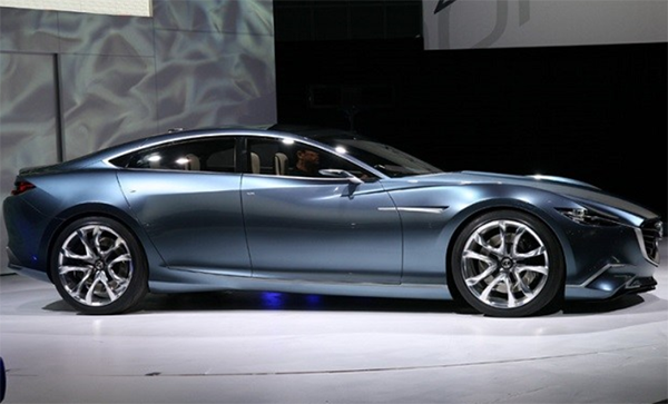 55 Gallery of All New Mazda 6 2020 Exterior and Interior with All New Mazda 6 2020