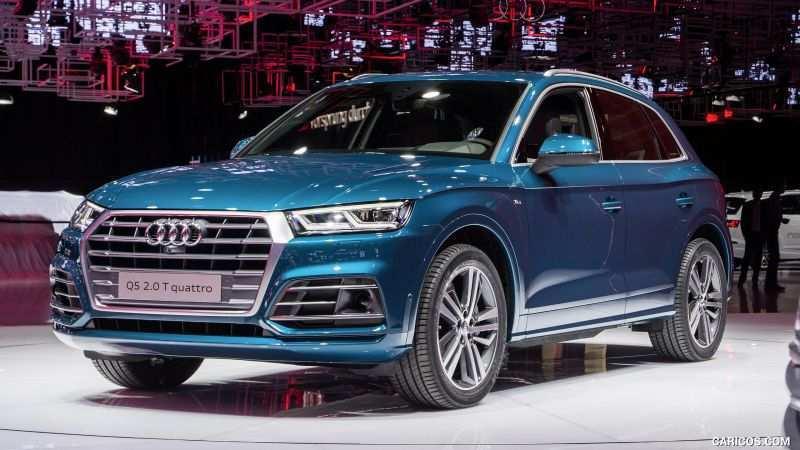 55 Gallery of Audi Q5 2020 Interior Concept with Audi Q5 2020 Interior