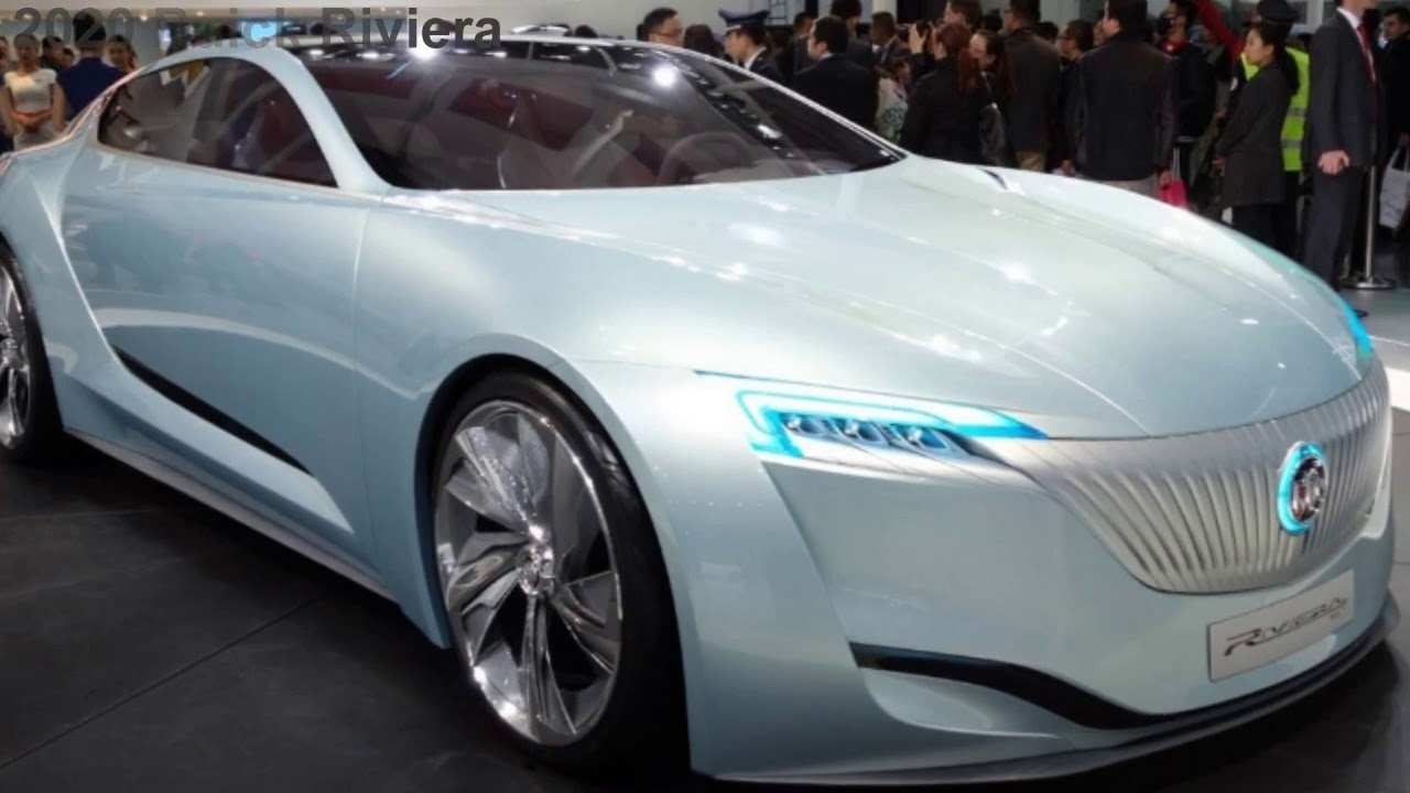 55 Gallery of Buick Riviera 2020 Specs and Review by Buick Riviera 2020