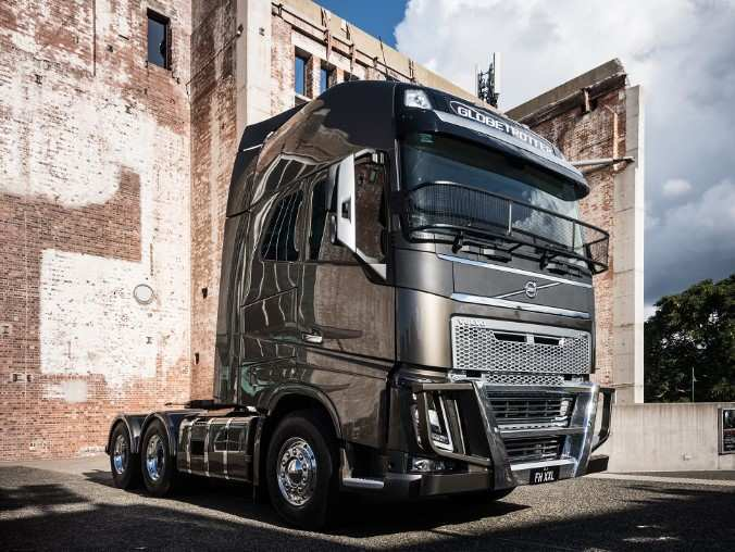 55 Gallery of New Volvo Truck 2020 Model with New Volvo Truck 2020