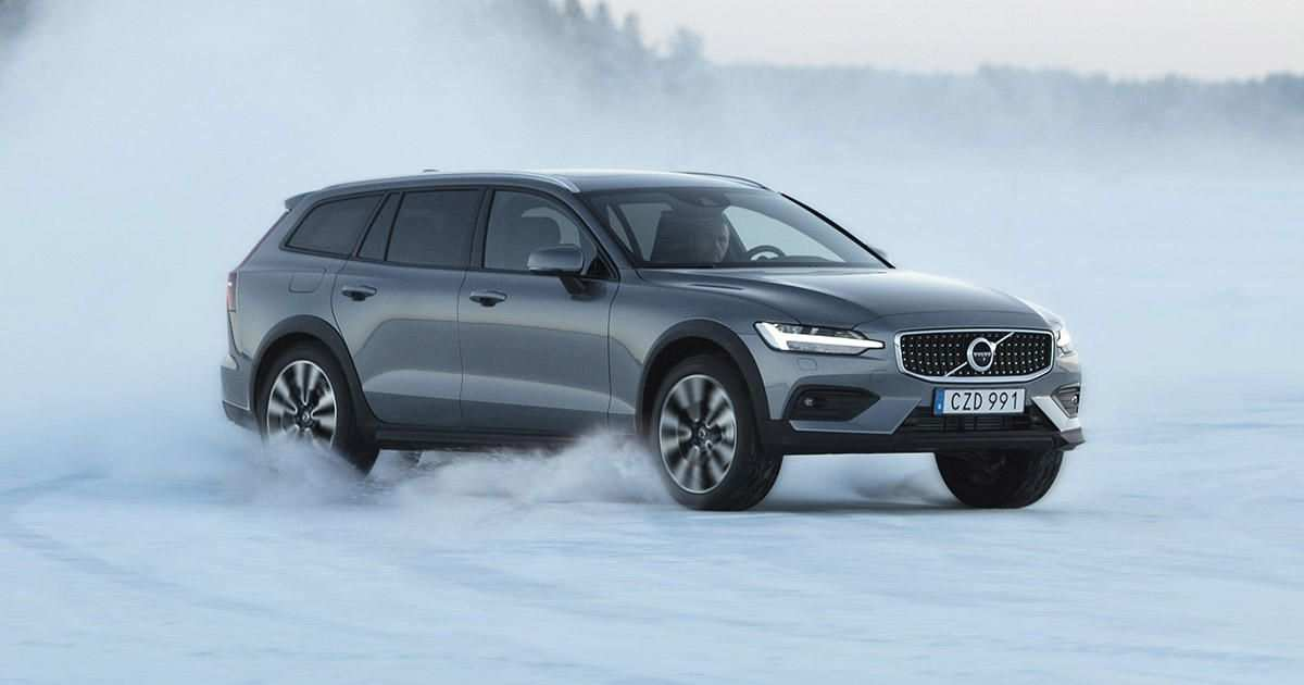 55 Gallery of Volvo V60 2020 First Drive by Volvo V60 2020