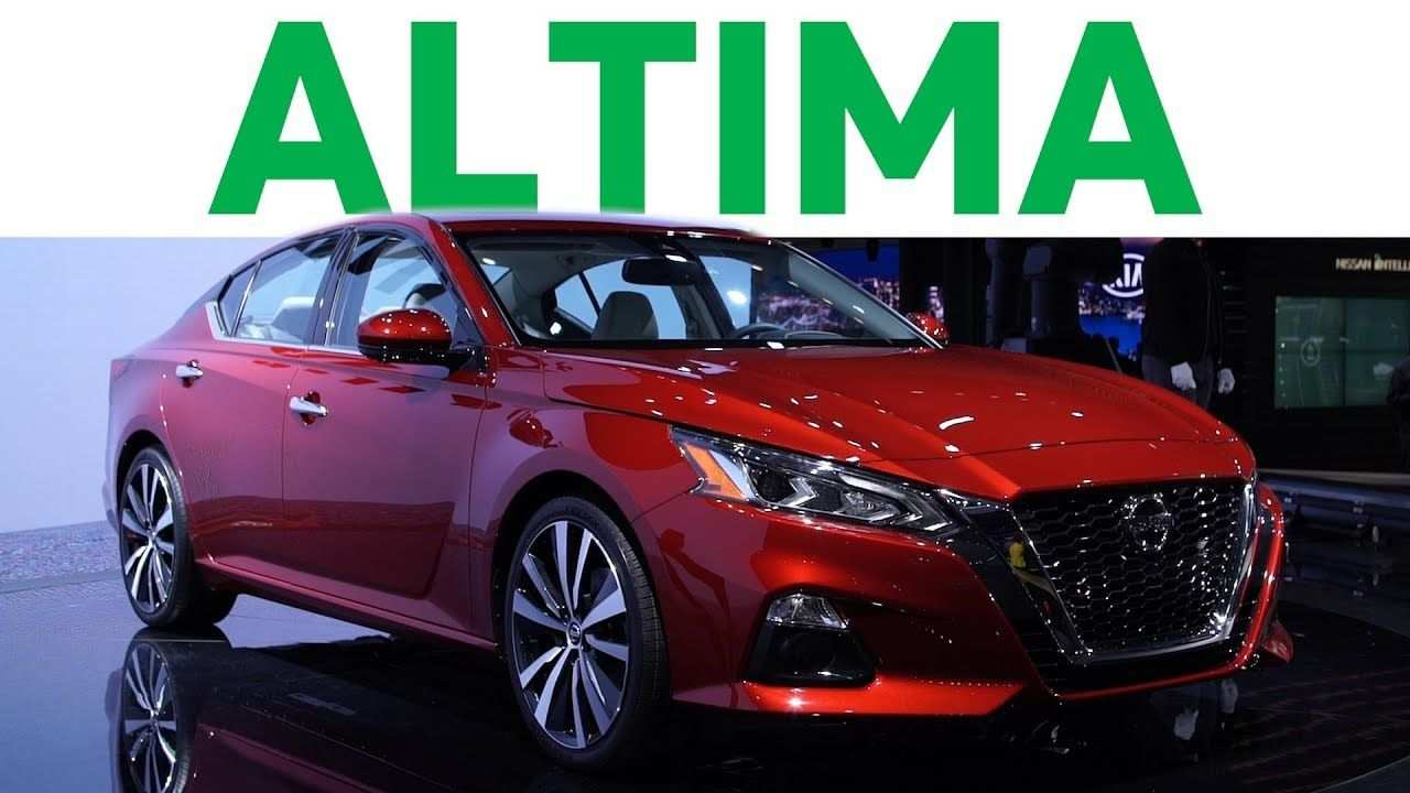 55 Great 2020 Nissan Maxima Youtube Redesign and Concept with 2020 Nissan Maxima Youtube