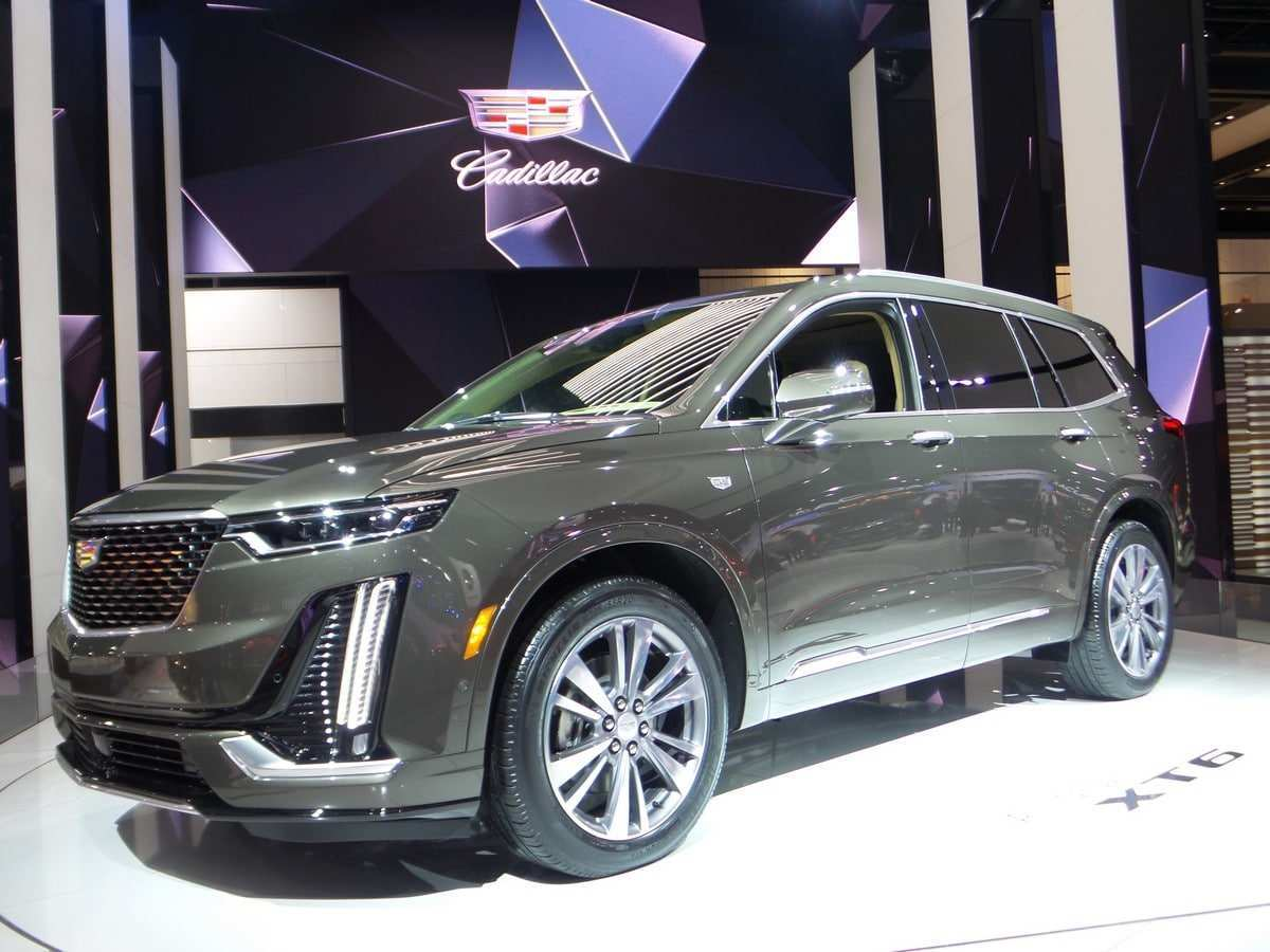 55 New 2020 Cadillac Xt6 Availability Model for 2020 Cadillac Xt6 Availability