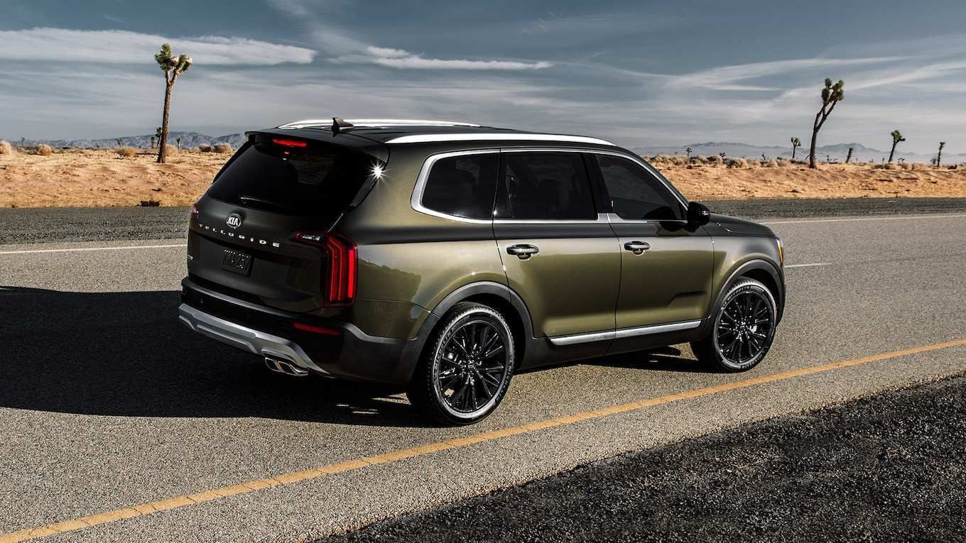55 New 2020 Kia Telluride Build And Price Performance for 2020 Kia Telluride Build And Price