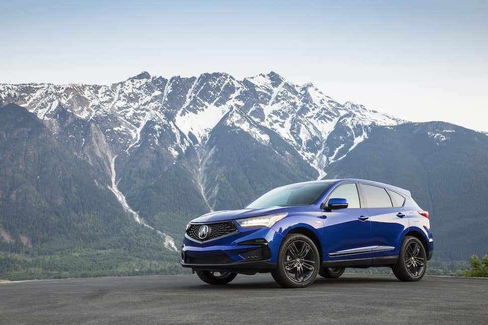 55 New Acura Rdx 2020 Release Date Configurations by Acura Rdx 2020 Release Date