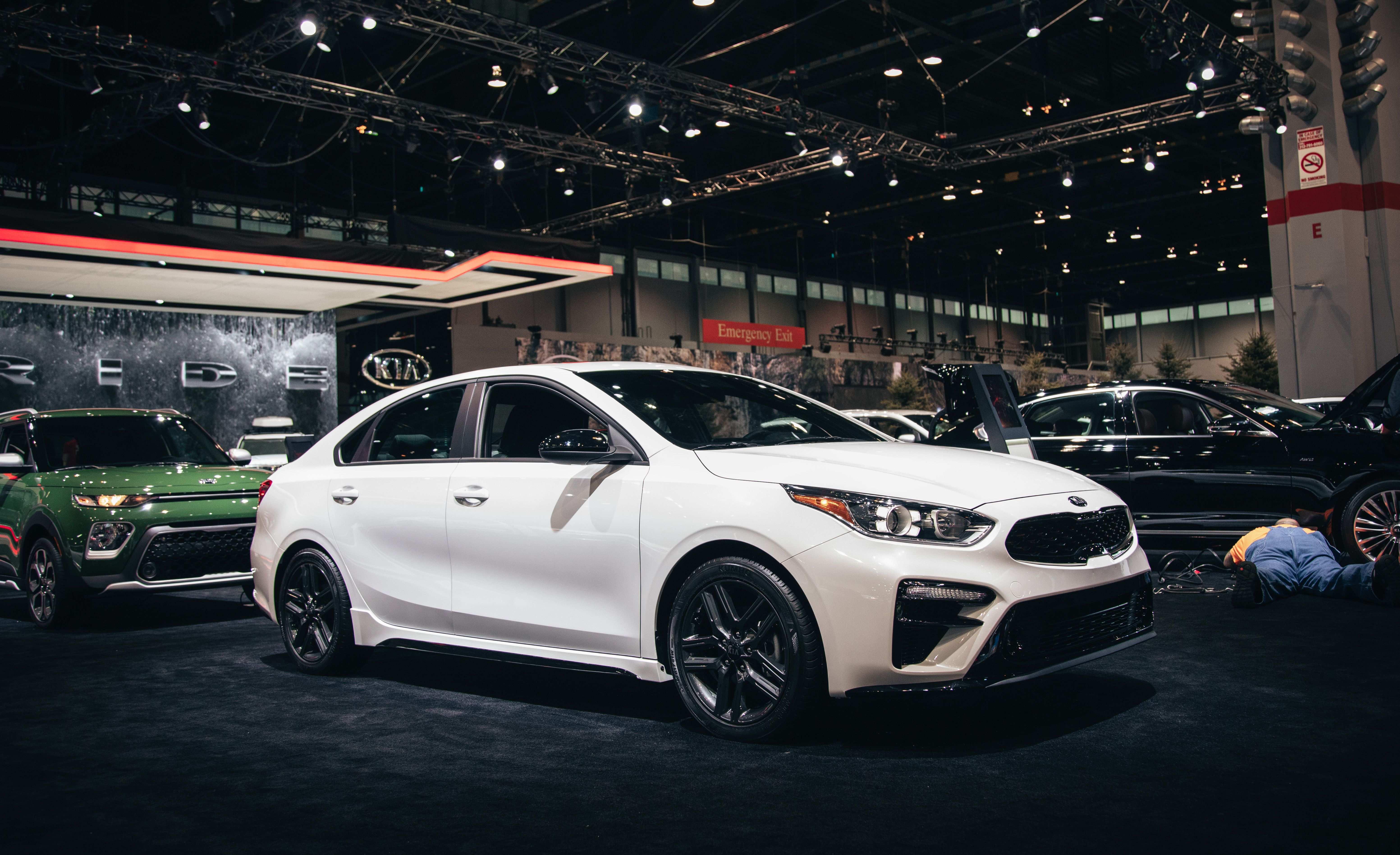 55 New Kia Forte Hatchback 2020 Rumors with Kia Forte Hatchback 2020