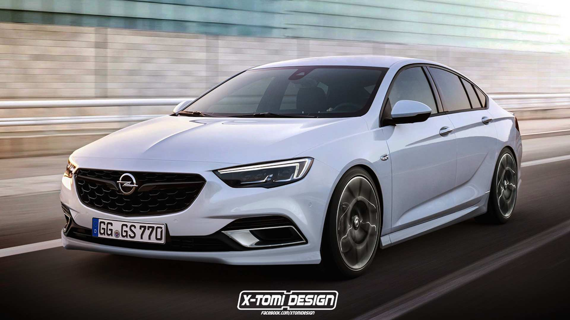 55 The Opel Insignia Opc 2020 Concept for Opel Insignia Opc 2020