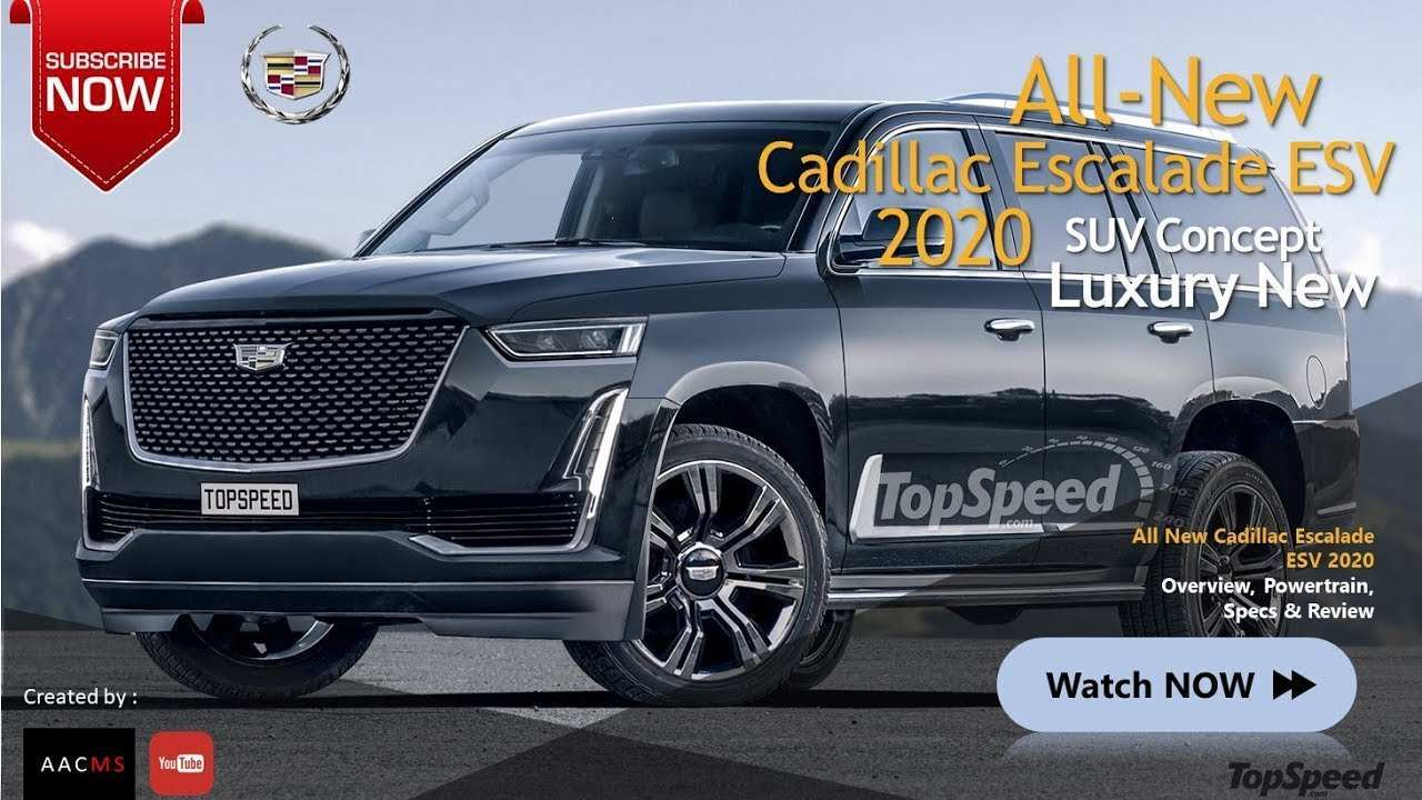 56 All New 2020 Cadillac Escalade Youtube Exterior and Interior with 2020 Cadillac Escalade Youtube