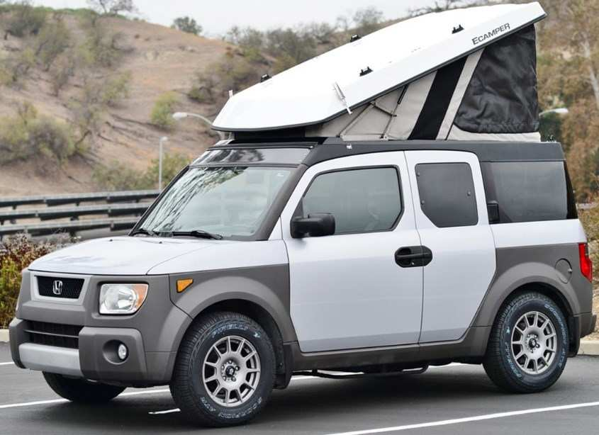 56 All New Honda Element 2020 Usa Engine by Honda Element 2020 Usa