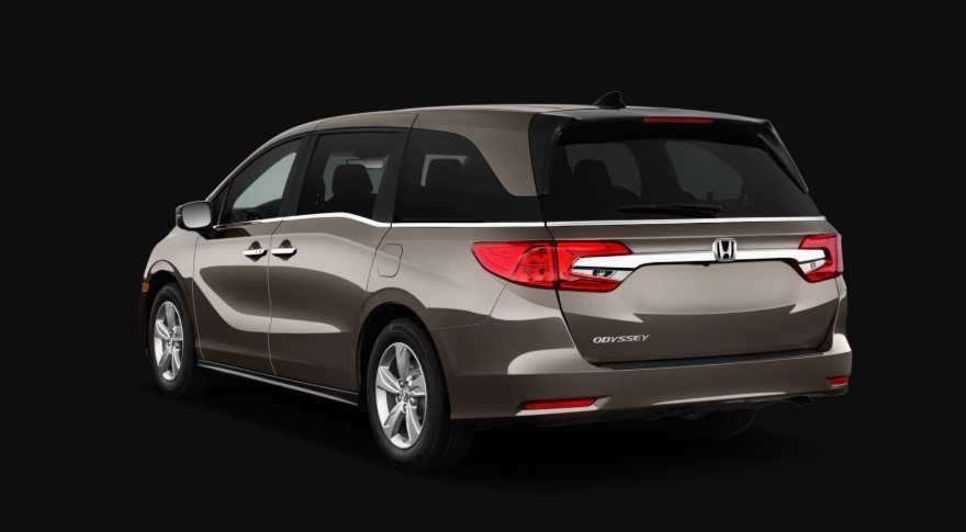 56 All New Honda Odyssey 2020 Awd Specs and Review for Honda Odyssey 2020 Awd