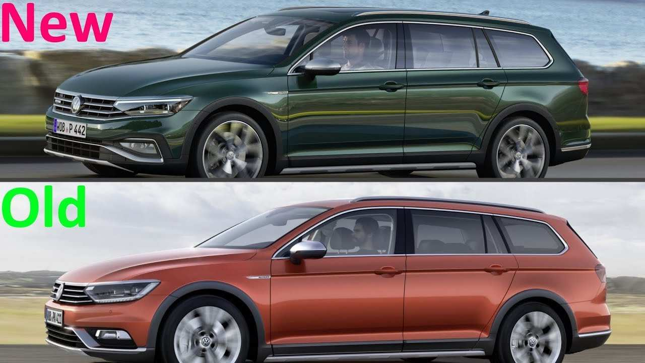 56 All New Volkswagen Passat Alltrack 2020 Wallpaper with Volkswagen Passat Alltrack 2020
