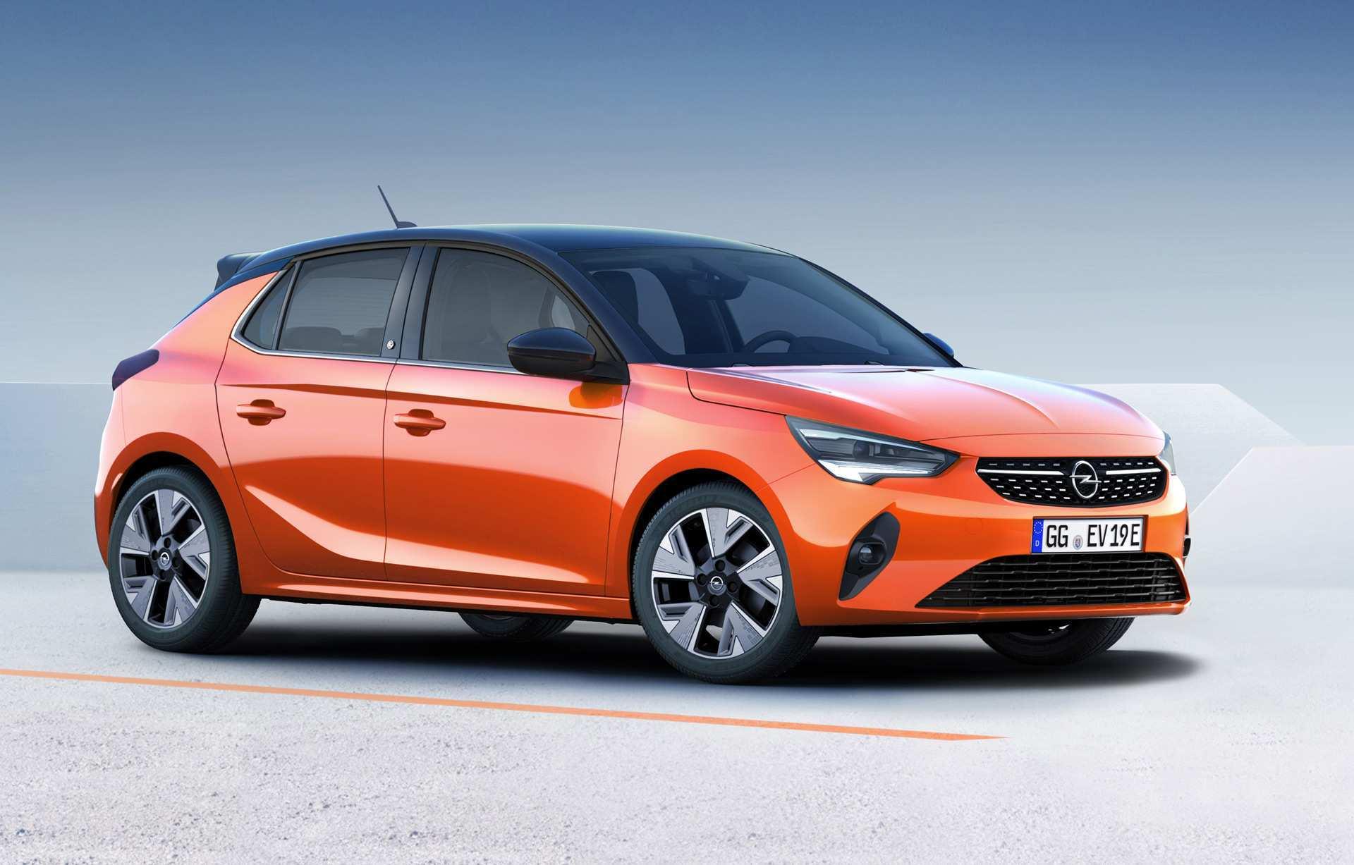 56 Best Review Opel En 2020 Redesign and Concept with Opel En 2020