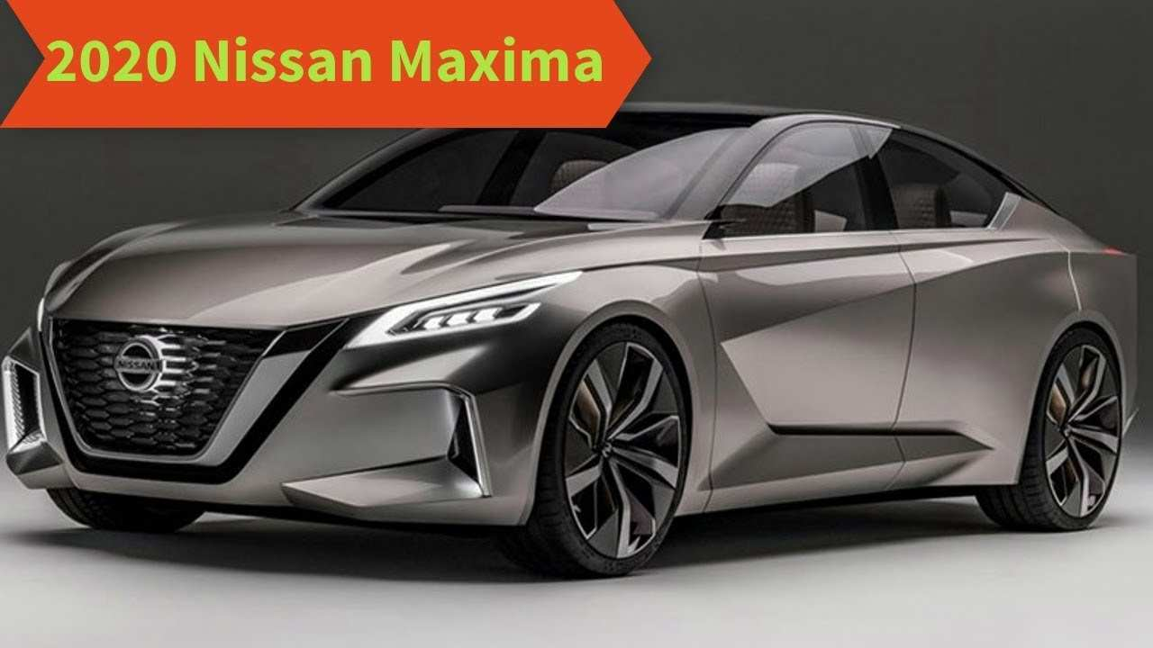 56 Concept of 2020 Nissan Maxima Youtube Rumors by 2020 Nissan Maxima Youtube