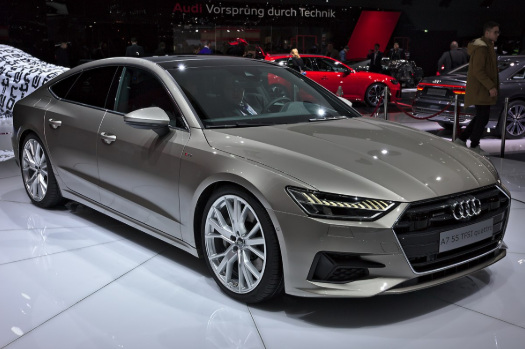 56 Concept of Audi A7 2020 Release by Audi A7 2020